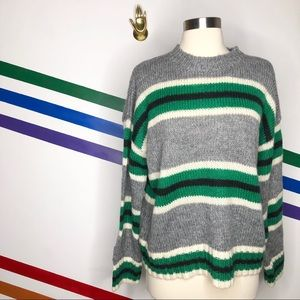 NEW Urban Outfitters striped sweater